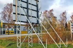 Bauschild-Stahlgeruest1